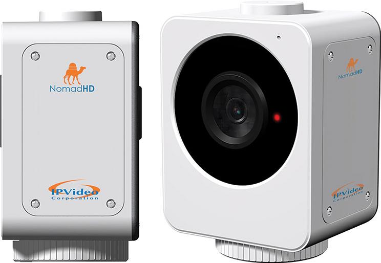 NomadHD | IPVideo Corporation
