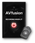 AVfusion Recording Button